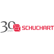 Schuchart 30th anniversary logo