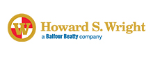 Howard S Wright logo