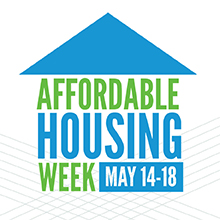 Affordable Housing Week ad