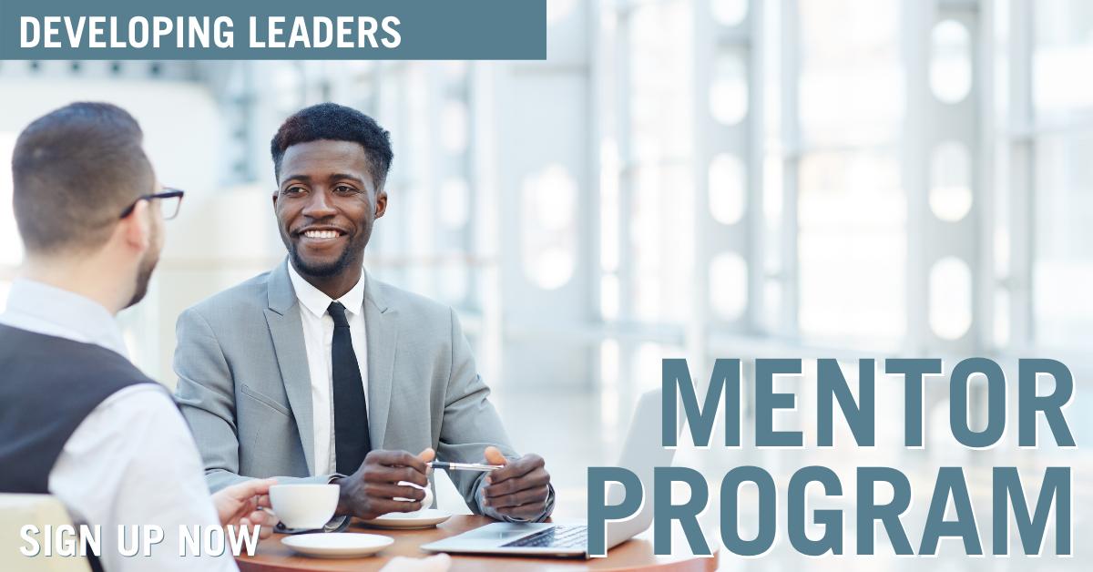 2021 Mentor Program kick off banner