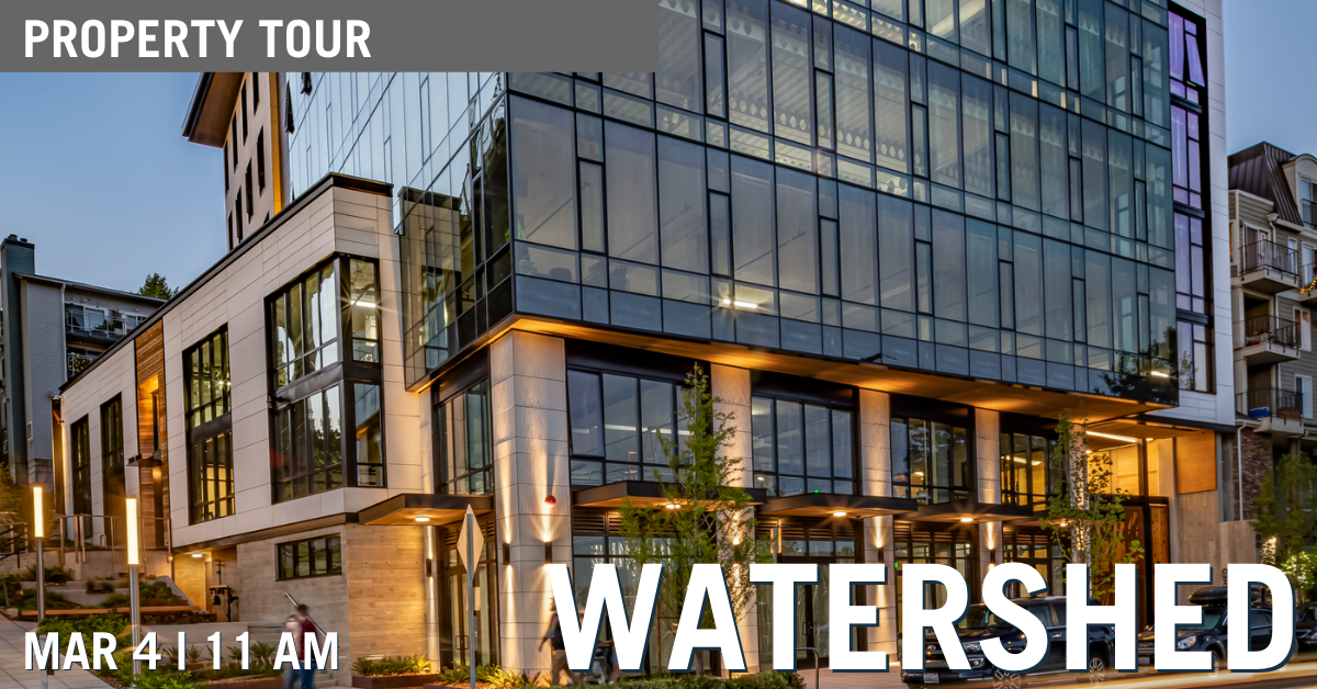 Virtual Property Tour banner - watershed