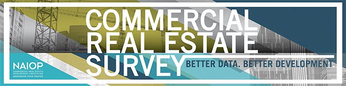 Commercial Real Estate Survey banner ad