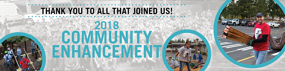 Banner image with blue text thanking participants in NAIOPWA's Community Enhancement 2018