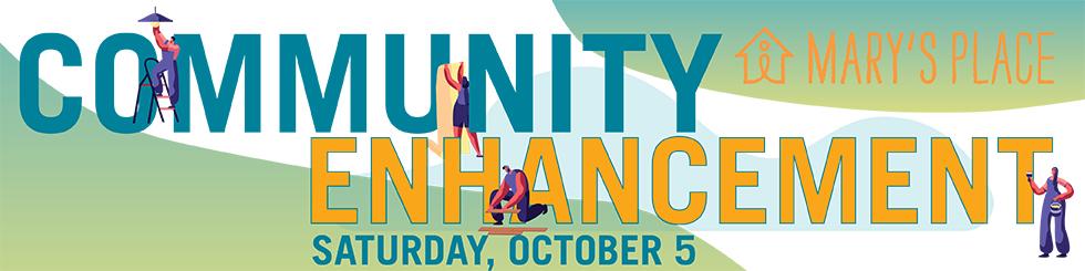 Community Enhancement 2019 Banner