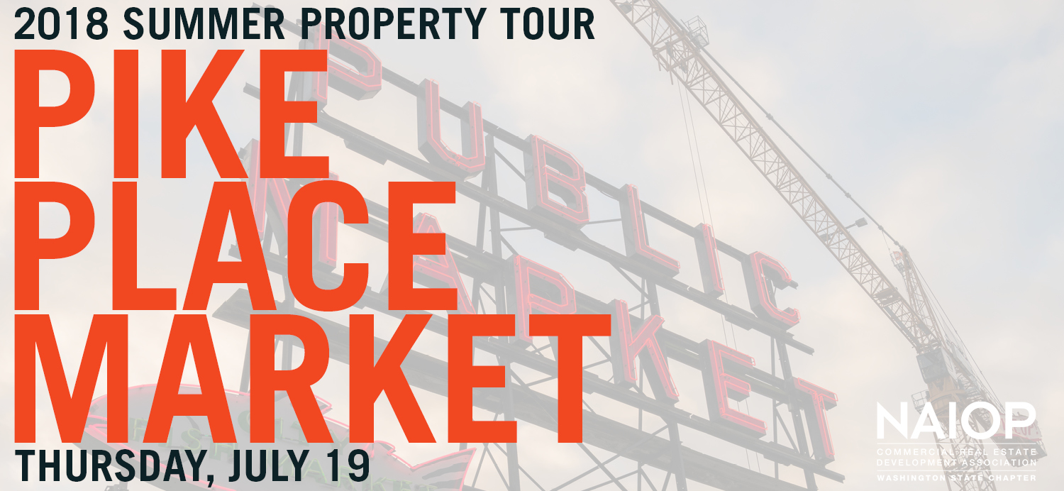 Pike Place Public Market Property Tour July 19 12pm