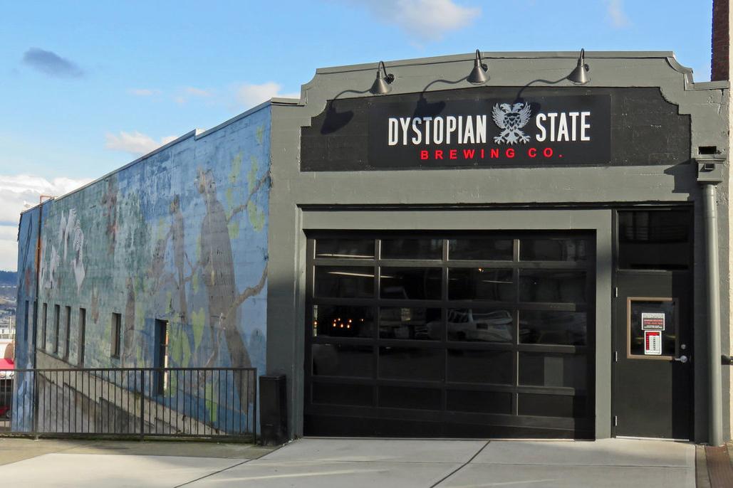Dystopian Brewing Co