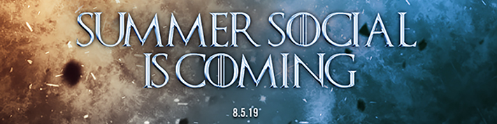 Summer Social web banner